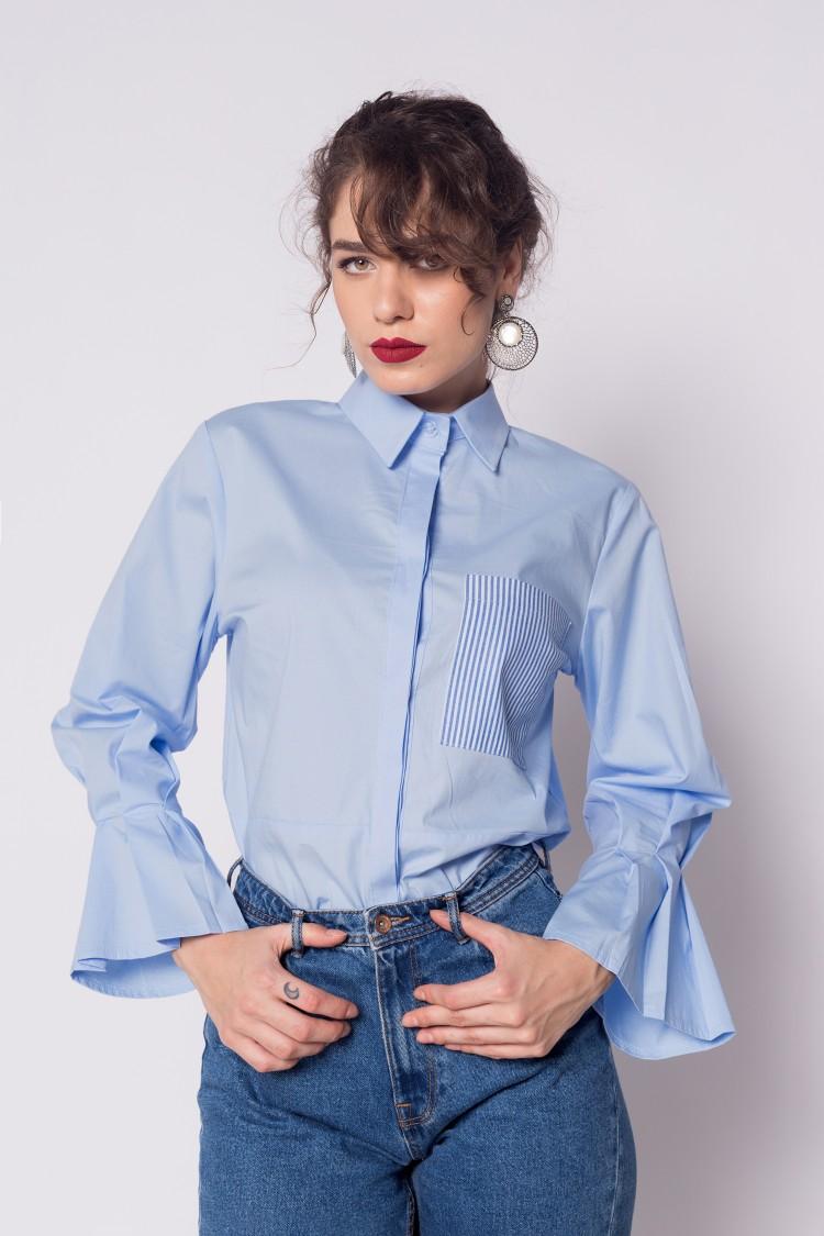 CAMASA BOYFRIEND BLUE